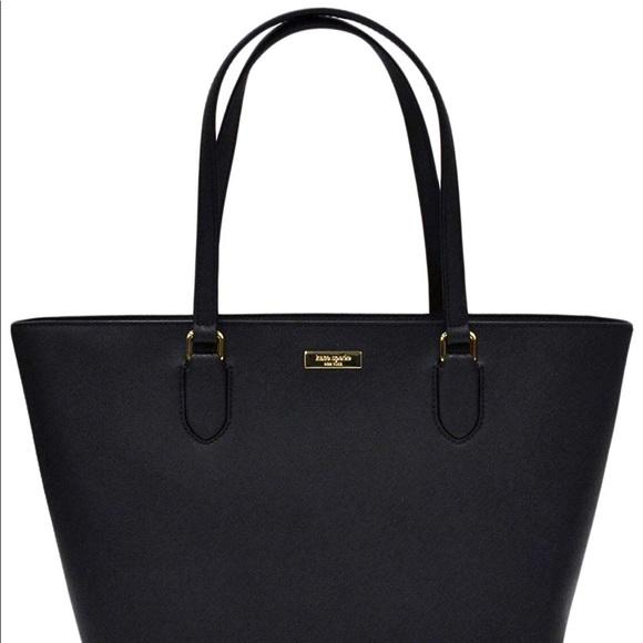 kate spade Handbags - Kate Spade Black Laurel Way Medium Dally